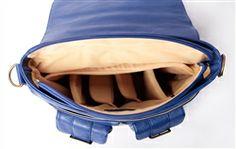 Cobalt Brooklyn backpack