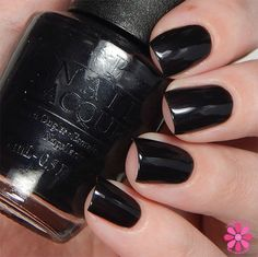 OPI Fall 2015 Venice Collection My Gondola or Yours? Thank God a new black, black onyx was getting old. Yay!!