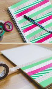 Resultado de imagen para ideas para forrar cuadernos