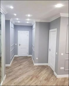 flooring with grey walls , 57 (dom - Paint Colors For Living Room, Paint Colors For Home, Room Colors, House Colors, Room Paint, Interior Design Living Room, Living Room Designs, Living Room Decor, Grey Walls Living Room