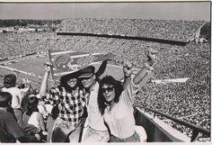 Ralph Wilson Stadium memories #Bills #Throwback