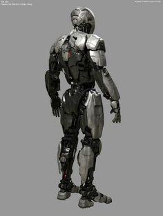 robocop concept art