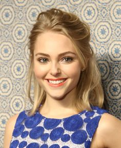 ANNASOPHIA ROBB AT ALICE + OLIVIA BY STACEY BENDET FALL 2013 FASHION SHOW