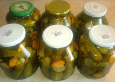 Castraveti murati pentru iarna Pickles, Cucumber, Cookies, Winter, Food, Canning, Fine Dining, Pickling, Koken