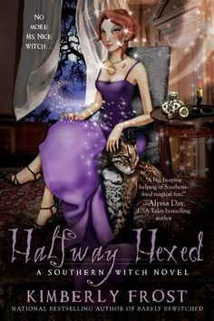 Bestseller Books Online Halfway Hexed (A Southern Witch Novel) Kimberly Frost $5.6  - http://www.ebooknetworking.net/books_detail-B0057DCDXC.html