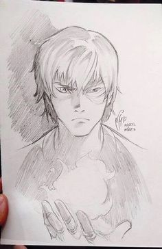 Sketches, Anime Drawings Sketches, Drawings, Animation, Drawing Sketches, Anime, Avatar Zuko, Geeky Art, Cartoon As Anime