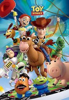 Disney Jigsaw Puzzle 1000 Pieces Toy Story Japan F/S