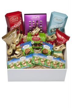 Lindt easter selectionms please easter pinterest lindt easter hamper negle Image collections