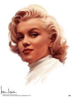 Marilyn Monroe....who else looks this beautiful?!!