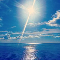 Good Morning Miami : From AL'S IG << BEAUTIFUL pic from Adam in Miami!!  (btw,  Sauli posted a pic from Miami too!! )   ;) ;)
