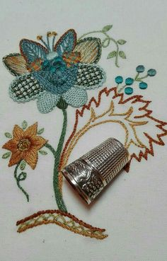 Miniature Jacobean! Wow!