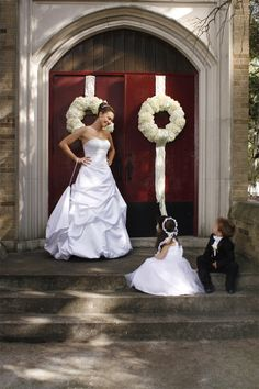 Oh you have to love Brooke\'s dress! | Wedding ideas | Pinterest ...