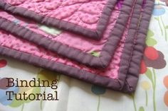 step by step quilting instructions!