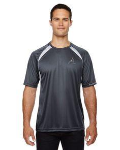 Shadows Athletics- Men's Athletic Performance Crew Short Sleeve