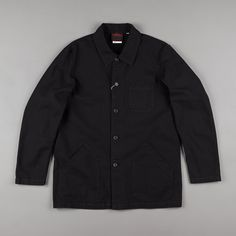 Vetra No.4067 Workwear Jacket - Black