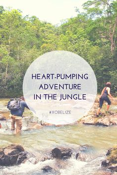 Jumping into caves, hiking up Mayan temples, and flying through the treetops. This is Belize. #adventure #xoBelize
