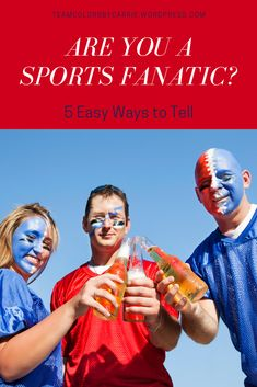So how do you know if you, a friend, or a family member has crossed the line from being a fan to becoming a fanatic? Find out today! Baseball Quotes, Sports Fanatics, 5 Ways, How To Become, Basketball Quotes, Softball Quotes