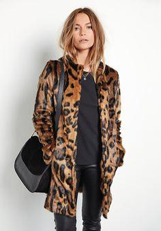 Leo Fur Coat