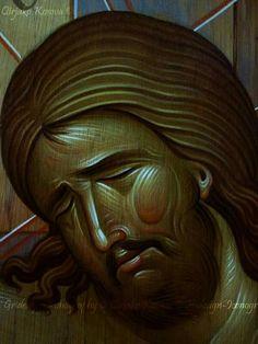 Religious Images, Religious Icons, Religious Art, Byzantine Icons, Byzantine Art, Jesus Face, Orthodox Christianity, Orthodox Icons, Christian Art
