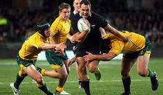 Read a full match report for the Rugby Championship game between New Zealand and Australia in Auckland on Saturday, August 25 Super Rugby, Rugby Championship, All Blacks Rugby, Full Match, Blues, Australia, Running, Rugby News, Determination