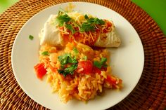 pioneer woman's mexican rice