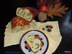 Moje Małe Czarowanie: Chlebek pszenny z serem i ziołami