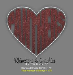 Panthers Heart Shaped Word Outlined with Rhinestones SVG EPS Cutting file by RhinestonesandGraphi on Etsy