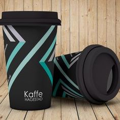 Create a sophisticated paper coffee cup design by Espacio creativo Take Away Coffee Cup, Take Away Cup, Coffee Cup Art, Coffee Cup Design, Coffee To Go, Great Coffee, Coffee Packaging, Coffee Branding, Takeaway Packaging