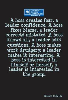 #success #leadership