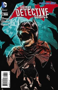 Detective Comics #26 - Crown of Fear (Issue)