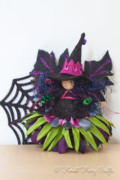Fairy Witch by Lenka at Forest Fairy Crafts