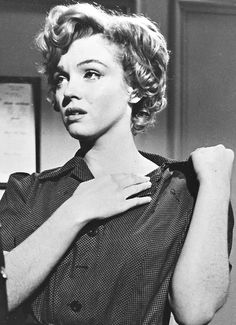 Marilyn Monroe in Don't Bother To Knock in 1952