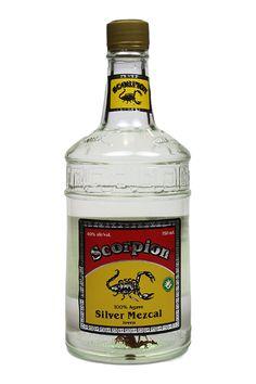 Scorpion Mezcal Silver - Google Search