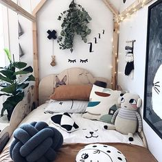 kids room love always such a sucker for plants in kids spaces repost from @josefinidadanielsson . . . . . . #kidsroom #boysroom #kidsdecor #kidsinteriors #childrensroom #childrensdecor #childrensinteriors #decorforkids #interiorandhome #interior444 #kidsroominspo #interior_and_living #interiorinspo #ihavethisthingwithplants #bedroomdecor #bedroomgoals