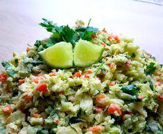 Rezept Avocado-Koriander-Krautsalat von www.thermosphaere.de - Rezept der Kategorie Vorspeisen/Salate