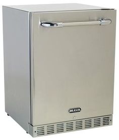 The new Premium Outdoor Rated Stainless Steel Fridge Series II is a state-of-the-art refrigerator with improved insulation, efficiency, and features- a perfect upgrade for your outdoor grilling needs.