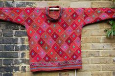 Ravelry: Red Diamonds sweater pattern by Kaffe Fassett