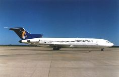 Ansett Australia Boeing 727-200 (VH-ANE)