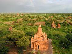Bagan World Heritage Site, Myanmar