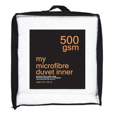 500gsm Microfibre Duvet Inner - Bed Bath & Beyond