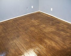Awesome Basement Floor Stain