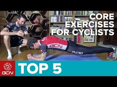 5 Core Exercises For Cyclists – Improve Your Strength On The Bike - YouTube