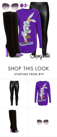 """""""What's up Doc"""" by margueritela ❤ liked on Polyvore featuring Studio, Moschino, Tom Ford, Dita and Allurez"""