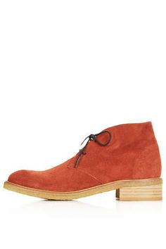 ALLIED Desert Boots
