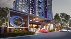 condominium entrance design - Google Search