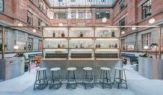 Wework Weihai Road by Linehouse   Yellowtrace
