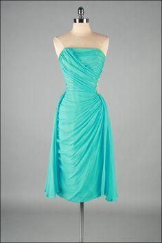 1950s Dress . EMMA DOMB