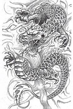 50 Tatuagens de Dragões - Semana Oriental