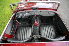 Completed Restoration – 1960 Austin-Healey Bugeye Sprite