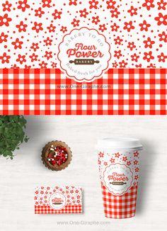 Flour Power - Bakery! Brand Identity for sale…